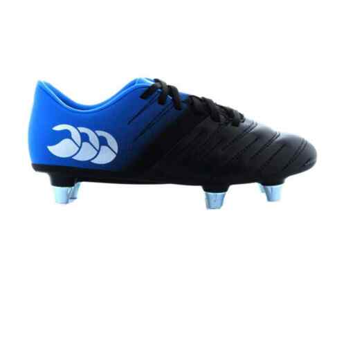 Canterbury Phoenix 2.0 Rugby Boots Childrens Laces Fastened Studs Comfortable