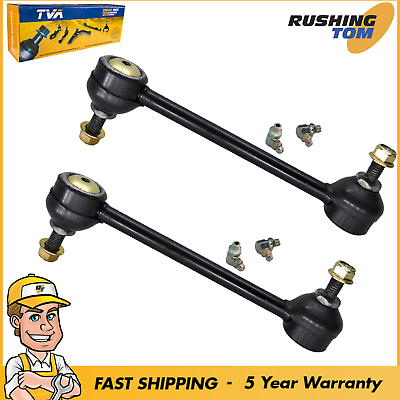 Rear Sway Bar Kit with Links Clamps /& Bushings Solid Design Replacement for Buick Chevrolet Oldsmobile Pontiac 10243923 AutoAndArt