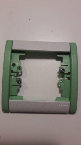 Legrand SAGANE Plaque SILEX Celadon vert 85030  850 30 Interrupteur Prise