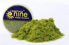 Green Static Grass Round Miniature Accessories GF9 Gale Force Nine GF9 GFS001