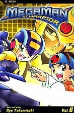 Megaman NT Warrior, Volume 6-ExLibrary