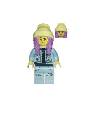 """Lego  Hidden Side """"Parker L Hs011 Set 70422 Jackson"""""""
