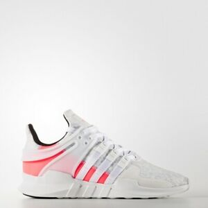 new style 2a7f6 c4b03 Details about adidas EQT Support ADV Mens Running Trainer Size 9 White