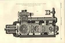 1896 Triple Expansion Engines Tugboat Ocean Royal Engineering