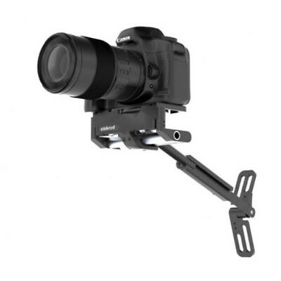 Compact Video / SLR Rig Stabilizer Shoulder Support Lightweight  With 15mm Rods