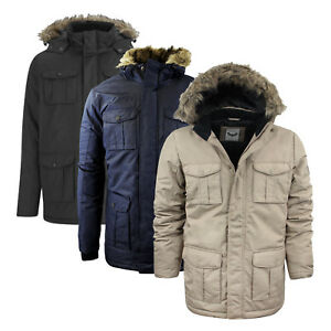Brave By Jacket Winter Soul Parka Sizes 'canadian' Coat Hooded Mens wtRqSgUWW