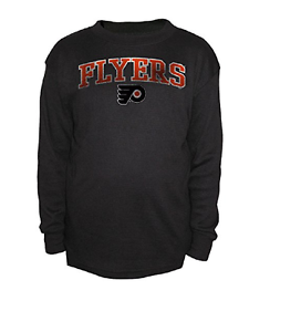 00c62d094 Image is loading NHL-Majestic-Philadelphia-Flyers-Long-Sleeve-Thermal-Mens-