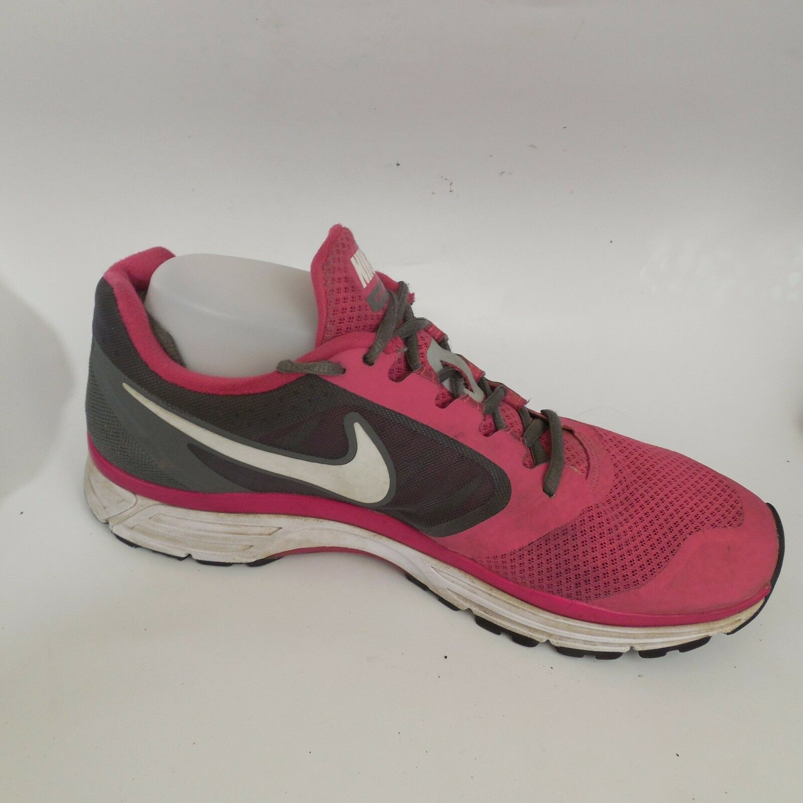brand new 991b0 54ef0 ... Womens Nike Vomero 8 Size Size Size 11.5 Med Pink Black Sneakers 582894 610  Preowned Shoes ...