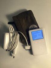 SAMMLERTEIL: APPLE iPod 3. Generation - Second Revision 20 GB, weiß