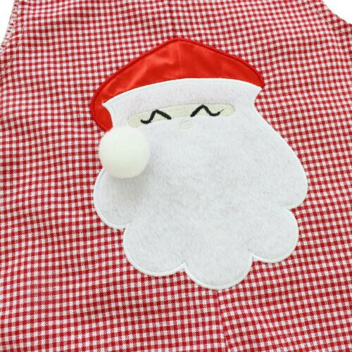Kids Baby Santa Clause Costume Boy Girl Christmas Party Xmas Fancy Dress Outfits