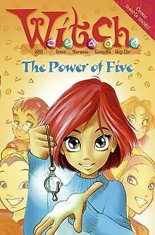 W.i.t.c.h. Novels (1) - The Power of Five | Buch | Zustand gut