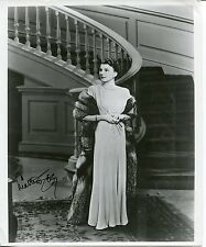 Leatrice Joy The Ace of Hearts Manslaughter Silent Film Signed Autograph Photo