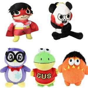 Ryan-Toys-Review-Plush-Toys-Ryan-s-World-Moe-Dinosaur-Stuffed-Toy-Doll-Kids-Gift