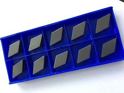 10 x Wendeplatten CNMG 120408-HM P15-Goldline für Stahl NEU! Mit Rechnung!!