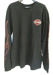 Harley-Davidson-sweatshirt-vintage-harley-Davidson-bikers-motorcycle-bluse-shirt