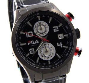 FILA-Herren-Uhr-Chronograph-38-008-002-FILAcasual-Edelstahl-UVP-269-00-gt-gt-NEU