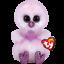 "thumbnail 161 - Ty Beanie Boos 6"" Babie Baby Boo Stuffed Animal Plush Birthday All Occasion Gift"