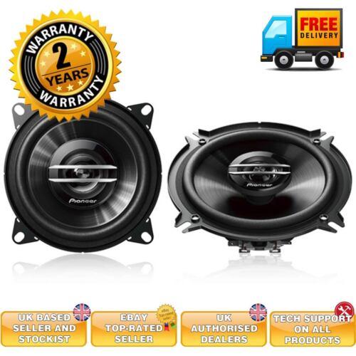 """Pioneer TS G1020F Pioneer 4/"""" 2-way Coaxial Altavoces Puerta Estante 10 Cm G Series"""