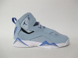 the best attitude 707d5 92a60 Image is loading Nike-Air-Jordan-True-Flight-VII-Armory-Blue-