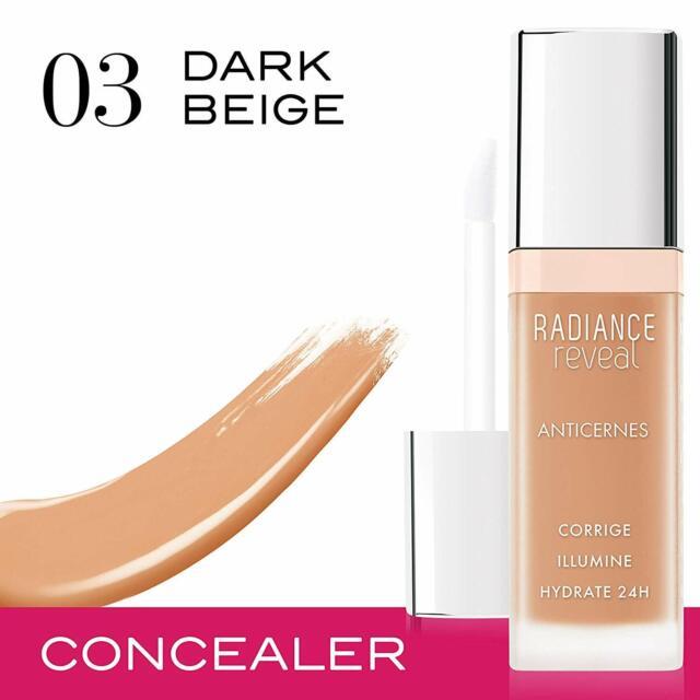 Bourjois Radiance Reveal Concealer 03 Dark Beige, 7.8ml
