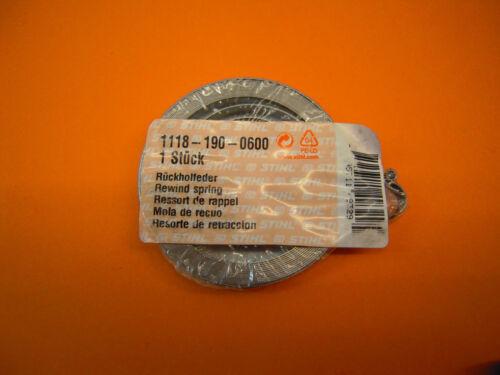 original Stihl Starterfeder Rückholfeder MS 240 260 024 026 028 032 034