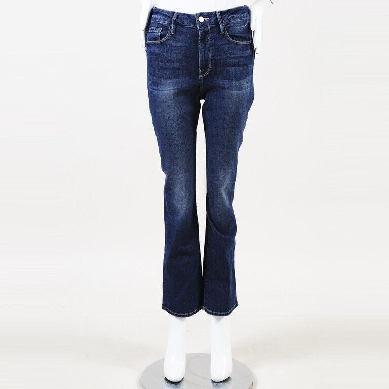 Frame Denim NWT Denim Cropped Jeans SZ 30