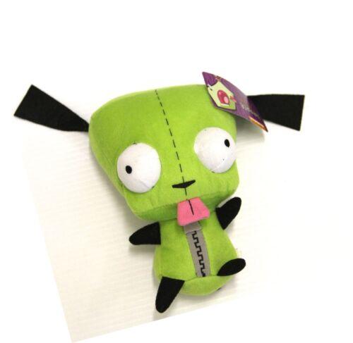 """Plush 8/"""" GIR Doll Nickelodeon Alien Invader Zim USA SELLER"""