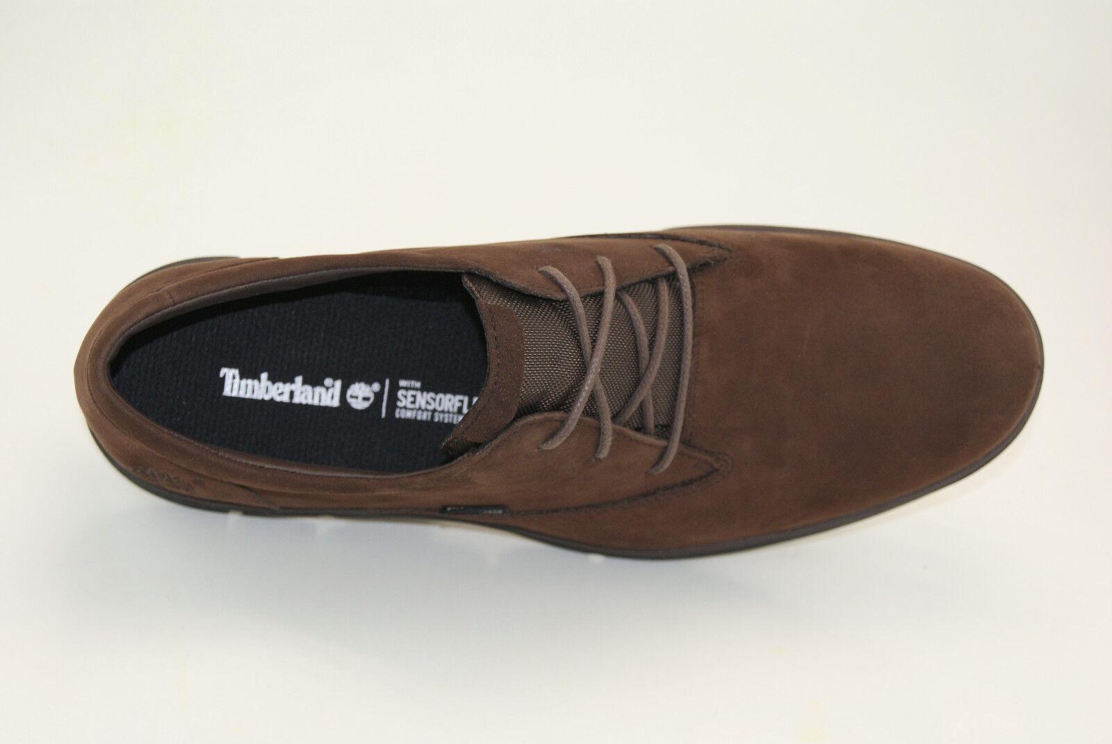 Timberland Bradstreet Oxford Gore-Tex Gore-Tex Gore-Tex Herren Schnürschuhe Sensorflex A14B1  2d33b2