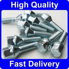 35MM EXTENDED EXTRA LONG M12x1.5 ALLOY WHEEL BOLTS NUTS FOR BMW [SJ]