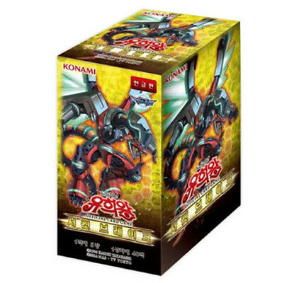 """Yugioh Cards /""""Magician/'s Force/"""" MFC-KR Booster Box 40 Pack Korean Ver"""