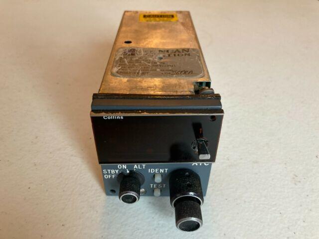 Collins CTL-92 Transponder P/N: 622-6523-005
