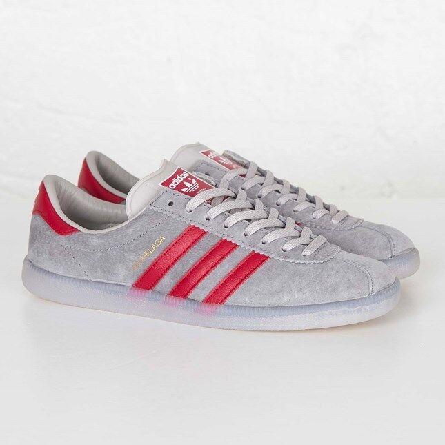 Adidas Hochelaga Spezial S74864 Light Onix Men Size US 8 New 100% Authentic