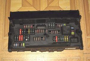 bmw 5 6 7 series m5 m6 power distribution fuse relay box. Black Bedroom Furniture Sets. Home Design Ideas