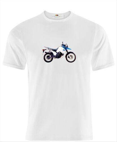 Motorcycle t shirts Suzuki DR750S 1988  biker shirts various colours