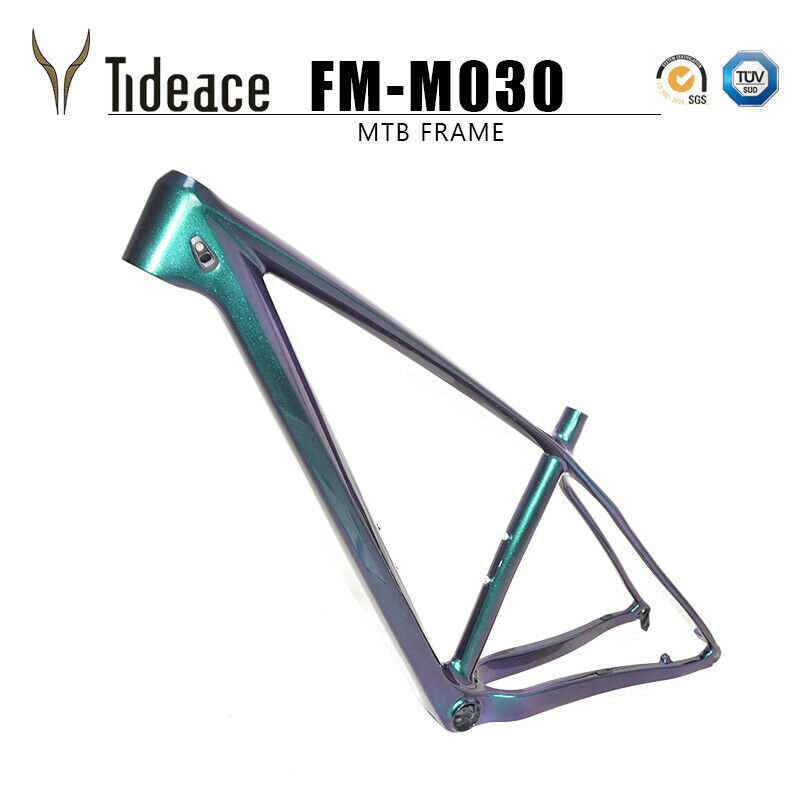 Chameleon 29er Boost FMM030 Cycling Carbon Mountain Bicycle Frames OEM BB92