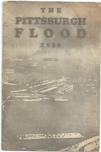 The Pittsburgh Flood of 1936 – Pictures of the Flood