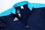 Adidas-Sereno-Full-Mens-Zip-Tracksuit-Jogging-Top-Bottoms-3-Stripe-Size-S-XXL miniatura 30
