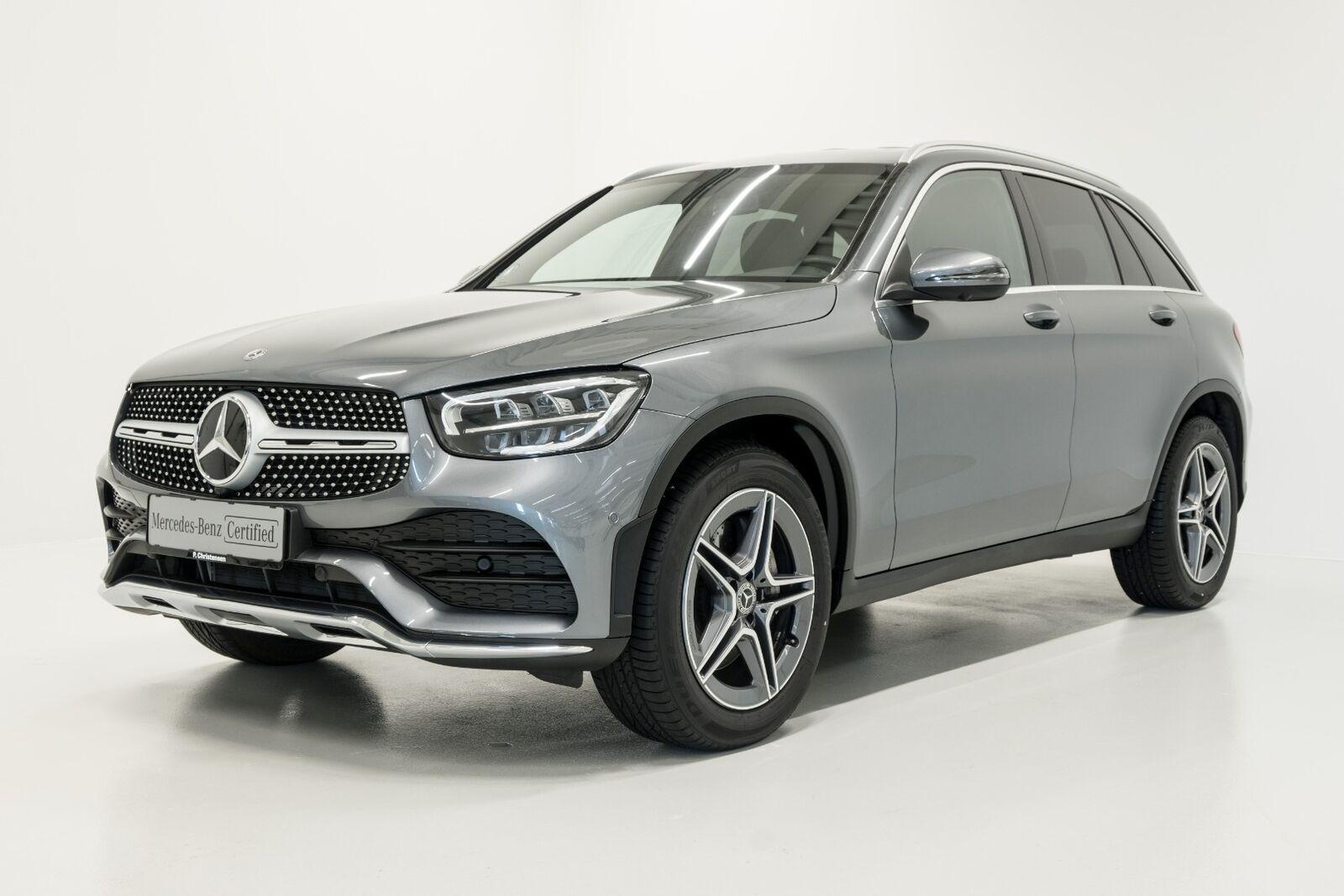Mercedes GLC220 d 2,0 AMG Line aut. 4-M 5d - 5.929 kr.
