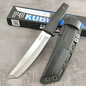 Survival Gear High Hardness Fixed Blade Tactical Hunting Cold Steel Knife New