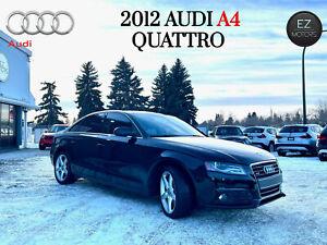 2012 Audi A4 Premium