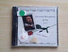 LUCIANO PAVAROTTI - EINLADUNG ZUM KONZERT - VOL.2 - CD SIGILLATO (SEALED)