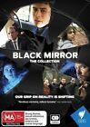 Black Mirror : Series 1-2 (DVD, 2013, 3-Disc Set)