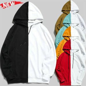 Men-Winter-Hoodie-Slim-Hooded-Sweatshirts-Sport-Sweater-Pullover-Jackets-Outwear