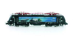 Hobbytrain 2925 Piste N Locomotive Électrique Br189 Mrce Port De Bavière Ep.vi