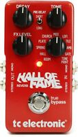 Tc Electronic Hall Of Fame Reverb Pedal on sale