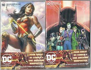 Walmart-DC-Batman-89-Year-Of-The-Villain-Hell-Arisen-3-4-packs-PUNCHLINE