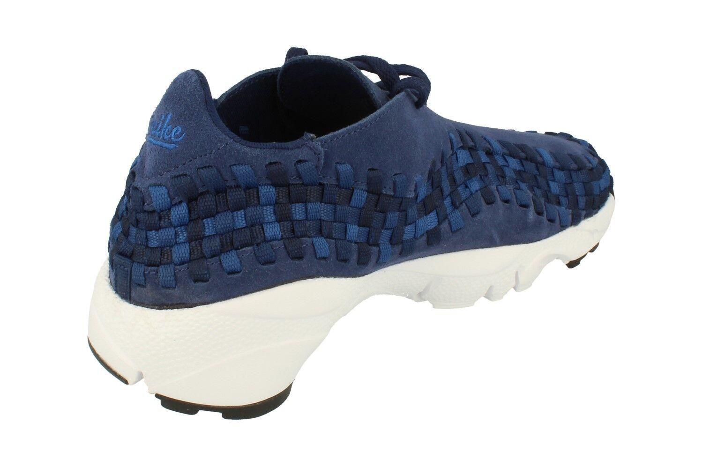 Nike air footscape 875797 woven nm bei rennen 875797 footscape turnschuhe schuhe 400 ausbilder 6a552b