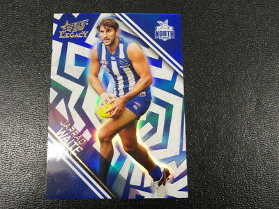 Sports Mem, Cards & Fan Shop Delicious 2018 Afl Select Legacy Holographic Parallel Card No.hp147 Jarrad Waite N/m 292 Beneficial To Essential Medulla