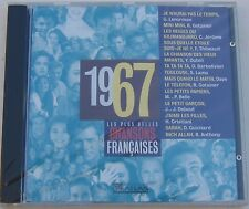 CD PLUS BELLES CHANSONS FRANCAISES 1967 CHRISTIANI THIBEAULT C JEROME DAVE NEUF