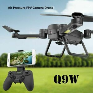 Details about Foldable Q9WP wifi HD Camera Drone UFO Gyro RC 2 4Ghz 6Axis  RTF MINI Quadcopter